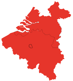 Map of Fundustry locations in Belgium