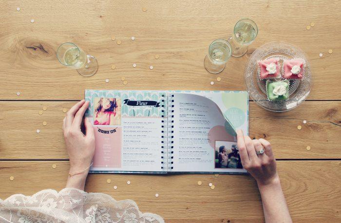 Mijn vriendenboekje vrijgezellendag ideeen