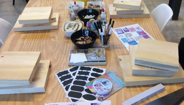 houten huisjes maken