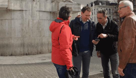 Escape Amsterdam Smartphone Spel 1
