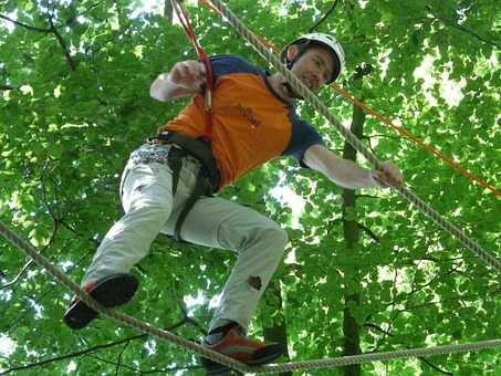 High Ropes Course 58665 340