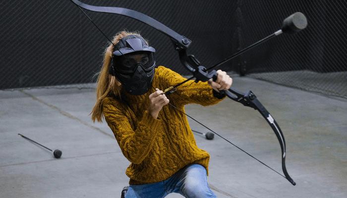 Archery Tag 1
