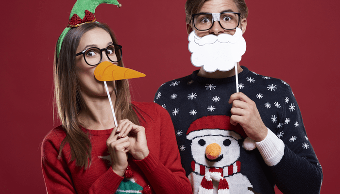 Foute kerst trui